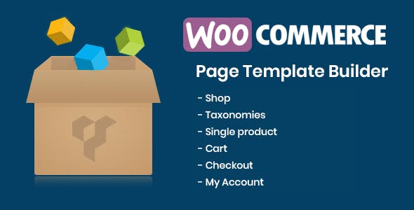 DHWCPage v5.1.15 - WooCommerce Page Template Builder Free Download