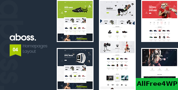 Download Aboss v1.1.5 - Responsive Theme for WooCommerce