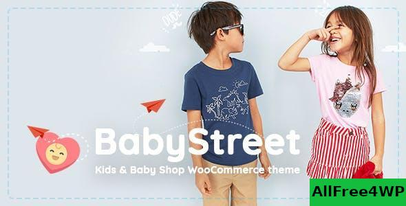 Download BabyStreet v1.3.2 - WooCommerce Theme for Kids Stores and Baby Shops Clothes and Toys