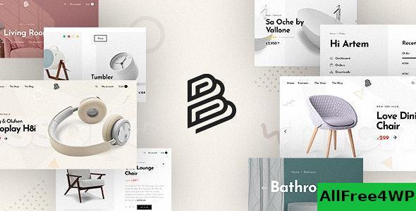Download Barberry v2.2 - Modern WooCommerce Theme