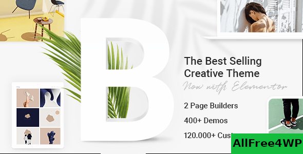 Download Bridge v21.0 - Creative Multi-Purpose WordPress Theme