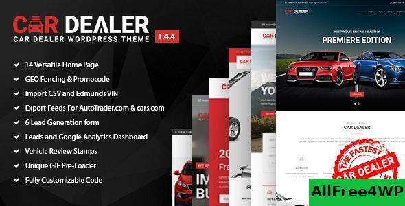 Download Car Dealer v1.5.3 - Automotive Responsive WordPress Theme