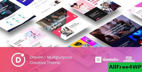 Download Draven v1.1.5 - Multipurpose Creative Theme