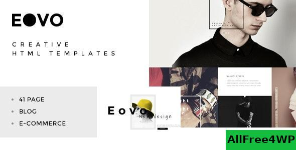 Download EOVO v1.0 - Creative HTML5 Responsive Template