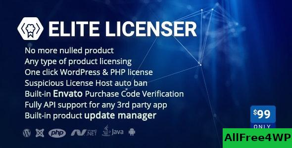 Elite Licenser v2.1 - Software License Manager for WordPress