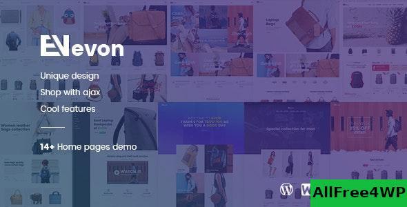 Download Evon v2.3 - Bag Store WooCommerce WordPress Theme