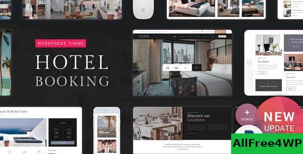 Download Hotel Booking v1.7 - Hotel WordPress Theme