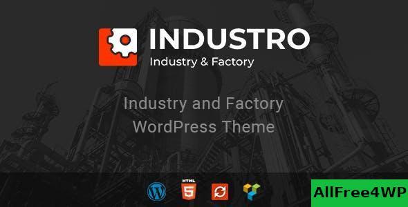 Download Industro v1.0.6.4 - Industry & Factory WordPress Theme