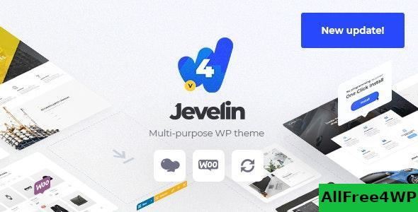 Jevelin v4.6.6 - Multi-Purpose Premium Responsive Theme
