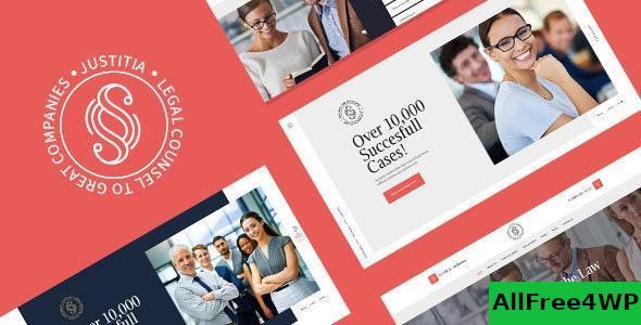 Download Justitia v1.0.3 - Multiskin Lawyer & Legal Adviser WordPress Theme
