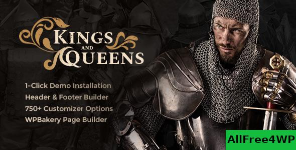 Download Kings & Queens v1.1.3 - Historical Reenactment Theme