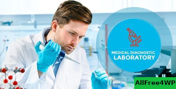 Laboratory v2.4 - Research & Medical Diagnostic WP Theme