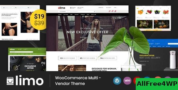 Download Limo v1.0 - Multipurpose WooCommerce Theme