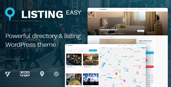Download ListingEasy v1.5.8 - Directory WordPress Theme