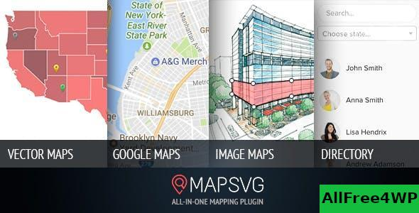 MapSVG v5.15.0 - the last WordPress map plugin you'll ever need