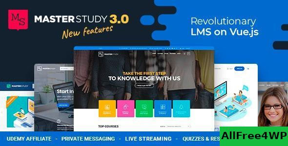 Download Masterstudy v3.0.12 - Education Center WordPress Theme
