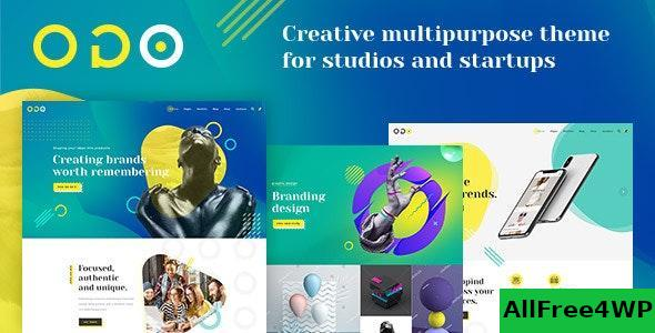 Download OGO v1.0.2- Creative Multipurpose WordPress Theme