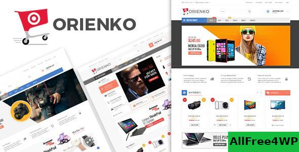 Download Orienko v1.4.6 - WooCommerce Responsive Digital Theme