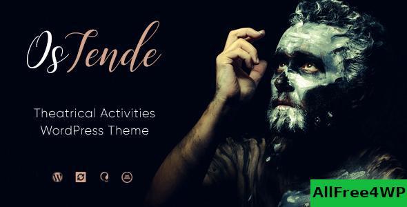 Download OsTende v1.2.0 - Theater WordPress Theme
