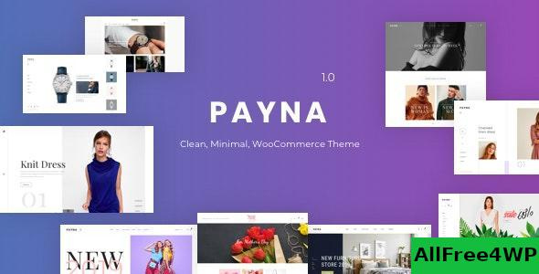 Download Payna v1.0.6 - Clean, Minimal WooCommerce Theme