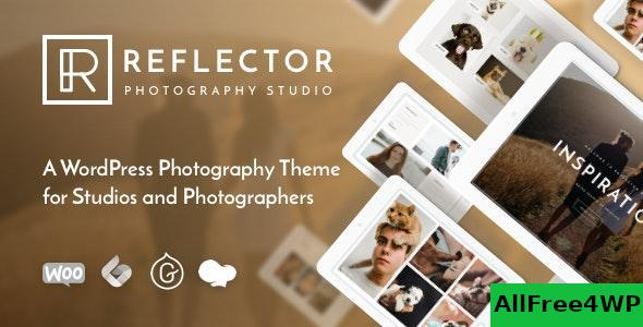 Download Reflector v1.1.4 - Photography Theme
