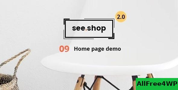 Download See Shop Furniture v2.1 - Interior RTL Responsive WooCommerce WordPress Theme