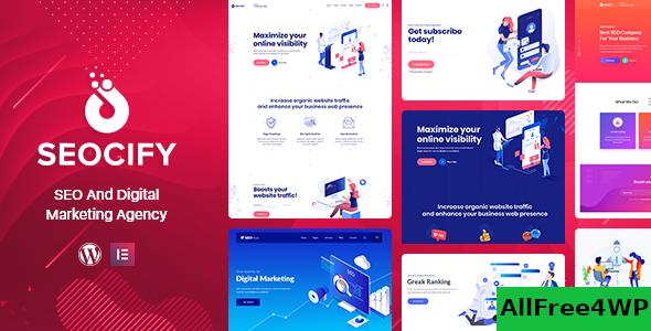 Download Seocify v2.0.0 - SEO And Digital Marketing Agency