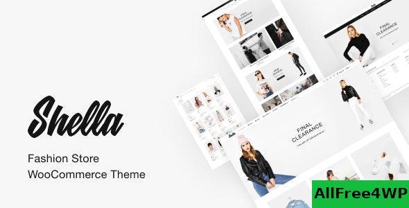 Download Shella v1.0.5 - Fashion Store WooCommerce Theme
