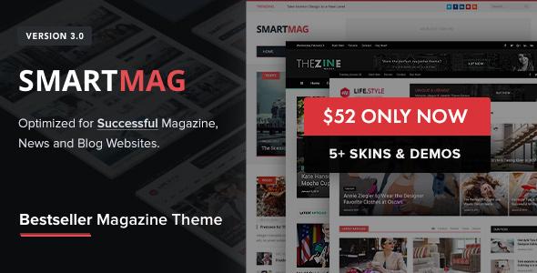 Download SmartMag v3.3.0 - Responsive & Retina WP Magazine