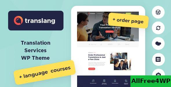 Translang v1.1.5 - Translation Services & Language Courses