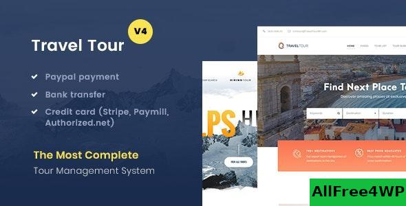 Download Travel Tour v4.1.9 - Tour Booking, Travel Booking Theme
