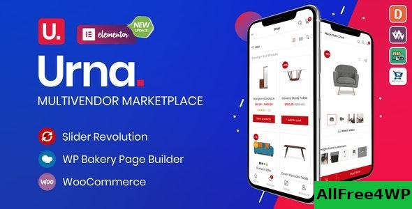 Download Urna v2.0.0 - All-in-one WooCommerce WordPress Theme