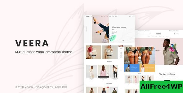 Download Veera v1.1.2 - Multipurpose WooCommerce Theme