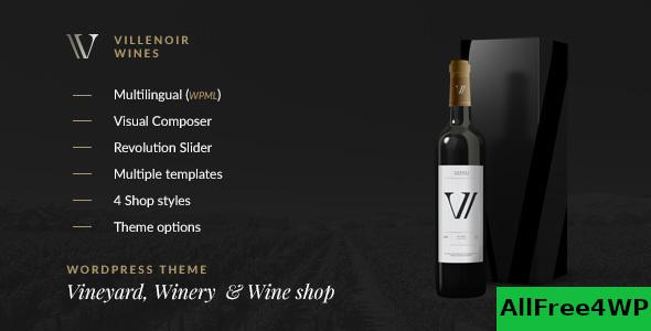 Download Villenoir v4.8 - Vineyard, Winery & Wine Shop
