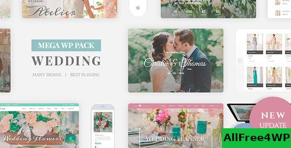 Download Wedding Industry v4.4 - Wedding Multipurpose Couple WP