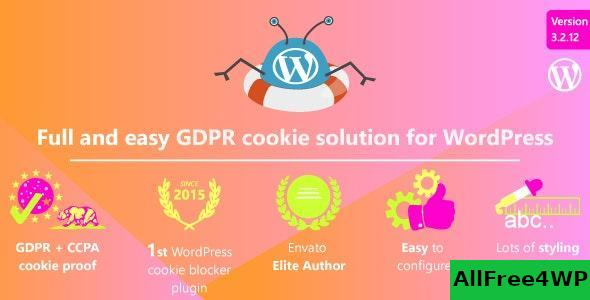 WeePie Cookie Allow v3.2.12 - Easy & Complete Cookie Consent