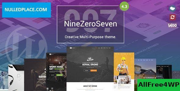 Download 907 v4.6 - Responsive Multi-Purpose Theme