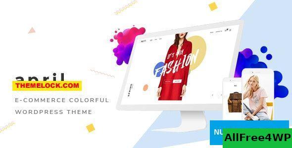 Download APRIL v4.4 - Wonderful Fashion WooCommerce WordPress Theme