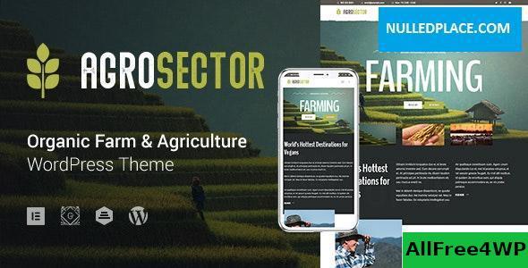 Download Agrosector v1.3.6 - Agriculture & Organic Food