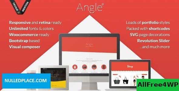 Download Angle v1.18.14 - Flat Responsive Bootstrap MultiPurpose Theme