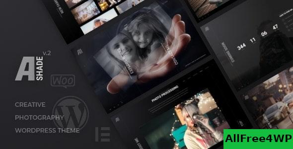 Download Ashade v2.0 - Photography WordPress Theme
