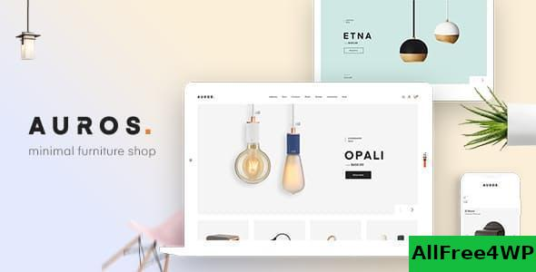 Download Auros v1.8.0 - Furniture Elementor WooCommerce Theme