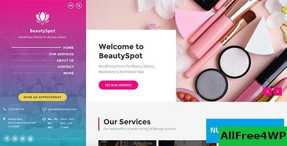 Download BeautySpot v3.3.3 - WordPress Theme for Beauty Salons