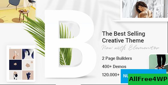 Download Bridge v21.3 - Creative Multi-Purpose WordPress Theme