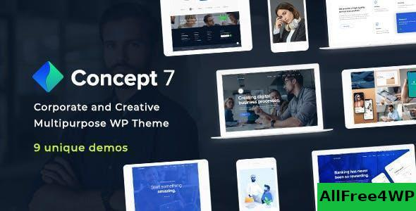 Download Concept Seven v1.6 - Responsive Multipurpose Theme