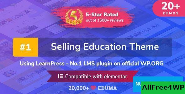 Eduma v4.2.7 - Education WordPress Theme