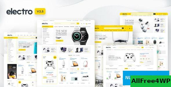 Download Electro v2.5.6 - Electronics Store WooCommerce Theme