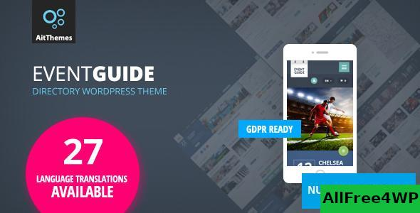 Download Event Guide v3.1.0 - Ultimate Directory Listing Theme
