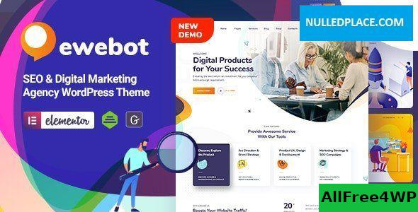 Download Ewebot v2.0 - SEO Digital Marketing Agency