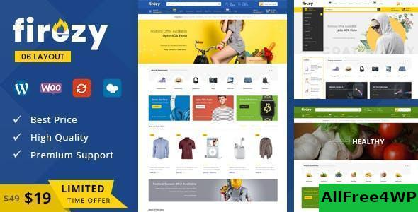 Firezy V1 0 Multipurpose Woocommerce Theme